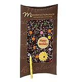 Happy Birthday: Zartbitterschokolade bedruckt inklusive Geburtstagskerze von Meisterschokoladen 100 g Tafel