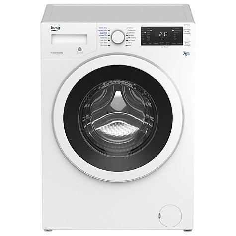 Beko WDJ7523023W 7/5KG Washer Dryer, White - 3093040