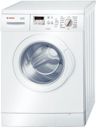 Bosch WAE20260IT Libera installazione Carica frontale 7kg 1000Giri/min A++ Bianco...