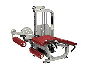 Jerai Fitness Leg Curl And Extension Combo, 55x65x39 inches