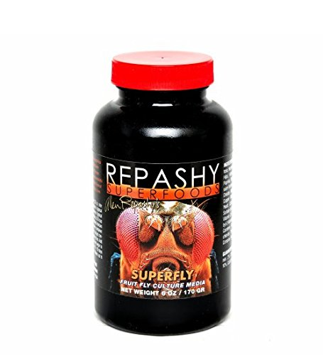 REPASHY SUPERFLY - Mangime completo per insetti