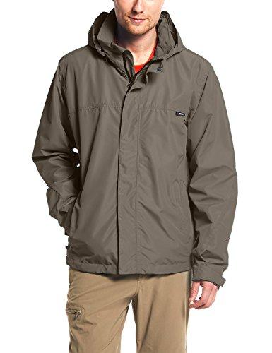 MAIER SPORTS Funktionsjacke Bret aus 100% PES in 10 Größen, Wander-Jacke/ Outdoor-Jacke/ Herren Jacke, wasserdicht und atmungsaktiv