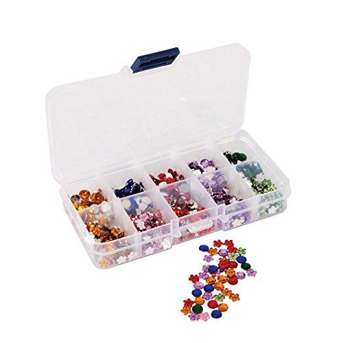 Papermania-Set-de-joyas-decorativas-con-organizador-750-piezas-diseo-de-flores-y-piedras
