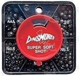 Dinsmores 5 Way Dispenser - Non Toxic Fishing Shot - Super Soft