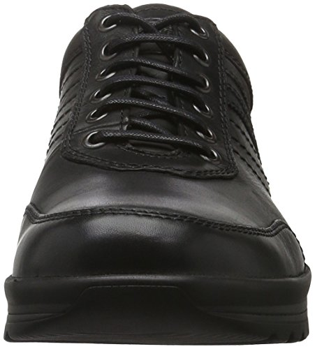 Camel Active Attitude 11, Oxfords Homme Noir (Black Kombi 01)