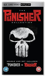 The Punisher/The Punisher: War Zone [UMD Mini for PSP]