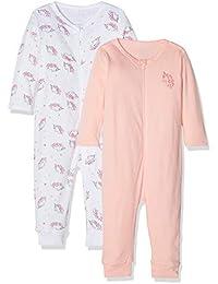 Name It Pyjama Bébé Fille (Lot de 2) 9631e7323ba