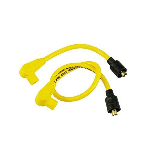 Cavi candele gialli 8mm per Dyna 91-98 Per Dyna 91-98