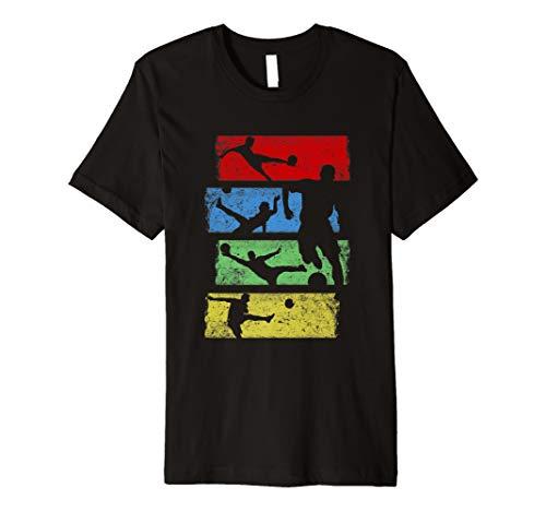 Fussball Spieler Team Sport Kostüm T-Shirt