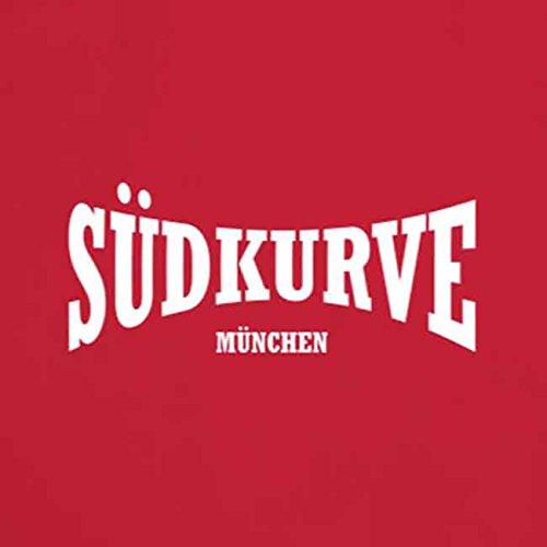 Südkurve München - Stofftasche / Beutel Pink