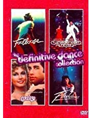 The Definitive Dance Collection (Footloose (U)/Saturday Night Fever (U)/Grease (A)/Flashdance (U/A)
