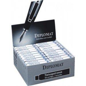 Diplomat d10275204 Hochwertige Tinte