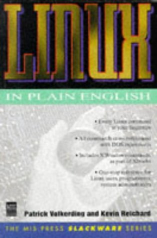 Linux in Plain English by Patrick Volkerding (1997-06-02) par Patrick Volkerding;Kevin Reichard