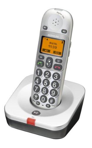 AUDIOLINE BigTel 200: schurloses Großtasten-Telefon