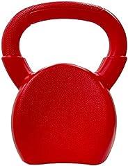 دمبل بكرة للجنسين من البالغين من سكاي لاند طراز EM-9263-6، وزن 6 كغم - لون احمر