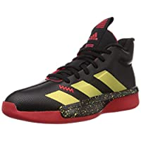 adidas Pro Next 2019 Gca, Men's Basketball Shoes, Black (Core Black/Gold Met./Scarlet), 44 EU