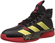 adidas Pro Next 2019 Gca, Men's Basketball Shoes, Black (Core Black/Gold Met./Scarlet)