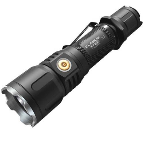Preisvergleich Produktbild Klarus XT12S XHP-35 LED 1600 Lumen Magnetladeanschluss taktische Taschenlampe