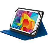 """Trust Primo - Funda para tablet de 7-8"""" (soporte de sobremesa), color azul"""