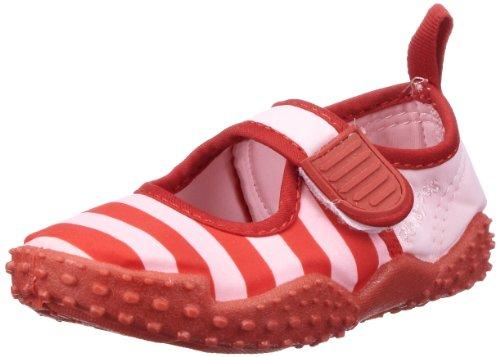 Playshoes 174795, Sandali unisex bambino - Rosa