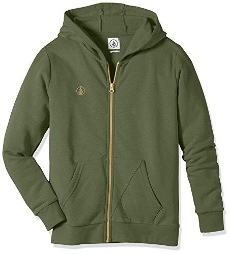 volcom-pull-a-capuche-fermeture-eclair-pour-garcon-icon-sweat-zippe-en-polaire-m-vert-cedar-green