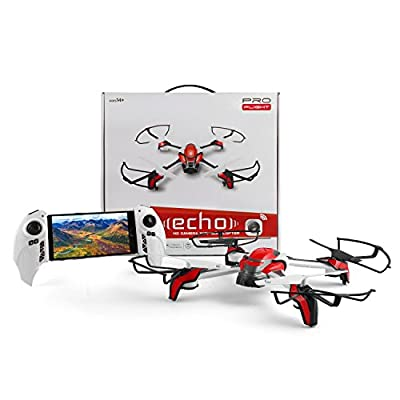 ProFlight Echo - Collision Avoidance & Altitude Hold 2MP FPV Camera Drone