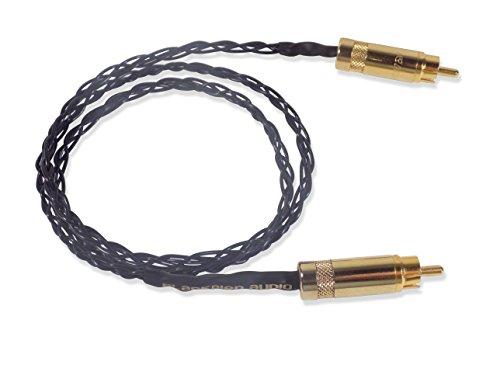 Amsel-Audio–Eclipse–RCA Phono Kabel (Paar)