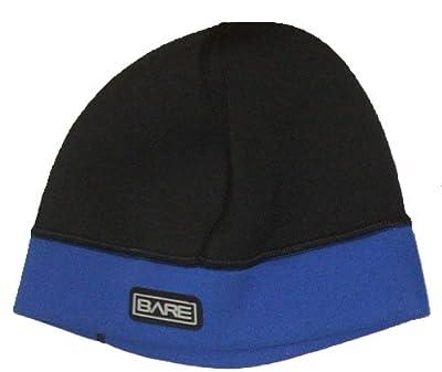 Bare 2mm Neopren Beanie Mütze in Blau von Bare - Outdoor Shop