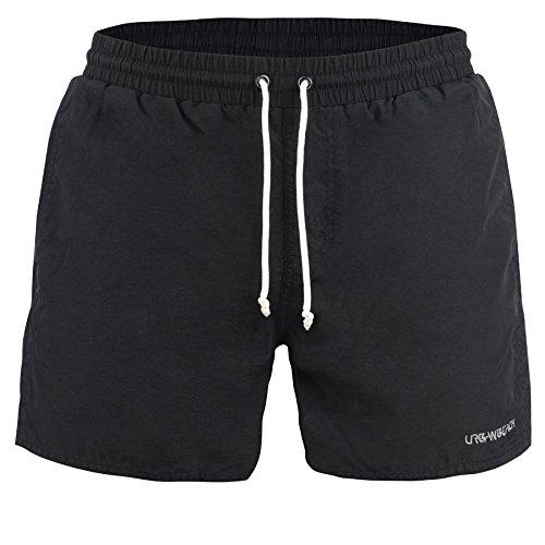 Urban Beach Herren Maverick Surf Shorts Größe L schwarz