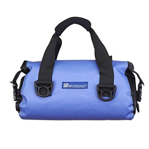 Watershed Wendepunkt Ocoee (Duffel Dry Bag 15L blau (Kit Deck Bag)
