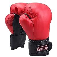 Kid's boxing gloves Training Muay Thai boxing fight gloves