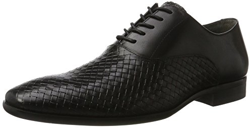 Aldo Piccadilly, Scarpe Stringate Basse Oxford Uomo Nero (Black Multi 90)