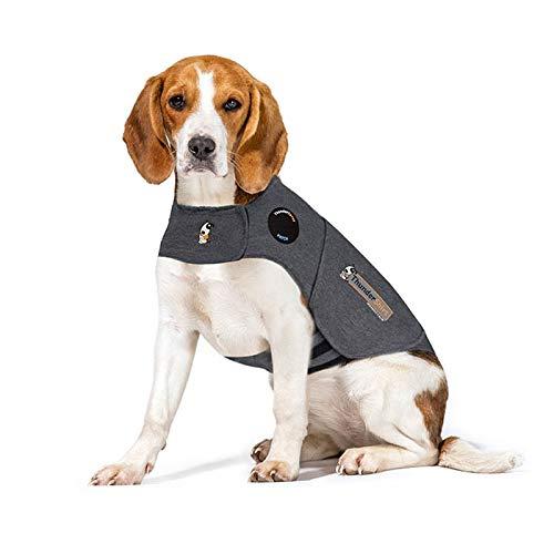 Thundershirt cappotto per aiutare i cani a combattere l'ansia
