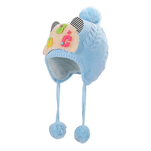 33e33015d1424 Chapeau enfant ADESHOP Mode Enfant Chapeau De Chapeaux De Chapeau De Ski En  Tricot De Laine