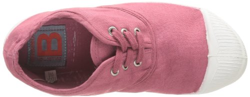 Bensimon Tennis Lacet, Unisex-Kinder Hohe Sneakers Pink (Rose (Rose Thé 438))