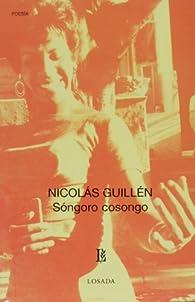 Songoro Cosongo par Nicolas Guillen