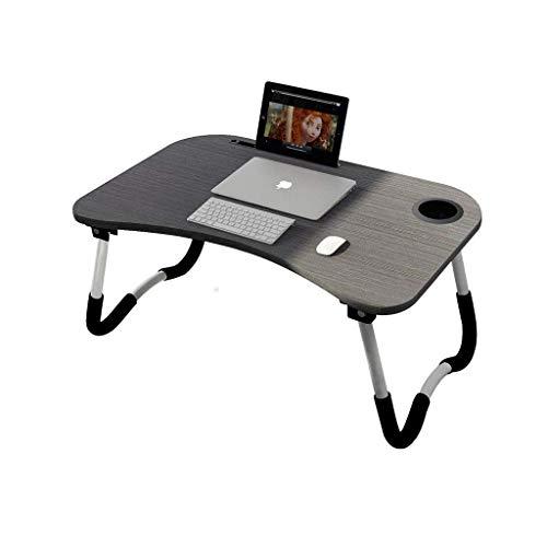 Kleine Kinder-picknick-tisch (Bett Schlafsaal Klapp Faul Schreibtisch Laptop Schreibtisch Lesen Studie Tisch Kinder Spielen Picknick Kleinen Tisch Bett Frühstück Tablett (größe: 70x48x28 cm))