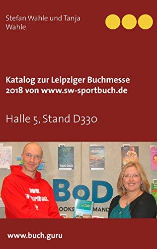 Halle Stand (Katalog zur Leipziger  Buchmesse 2018  von  www.sw-sportbuch.de: Halle 5, Stand D330)