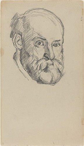Das Museum Outlet-Self Portrait, 1880-82, gespannte Leinwand Galerie verpackt. 29,7x 41,9cm - 1880 Portrait