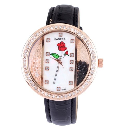 infinite-u-fashion-fancy-rose-with-quicksand-beside-watchcase-leather-quartz-watch-anniversary-valen