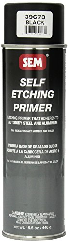Self Etching Primer Aerosol (Sem Paints self-etching schwarz Primer Aerosol)