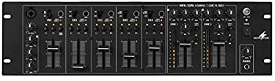 IMG Stage Line MPX-52PA 2 zone Mixer