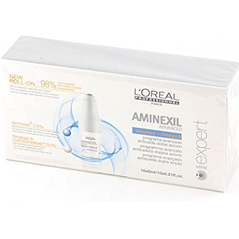 AMINEXIL ADVANCED 10 FIALE ANTICADUTA -