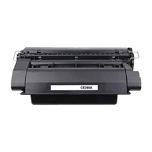 Schwarz ECS kompatibel Schwarz Toner Patronen ersetzen CE390A 90A für HP Laserjet Drucker Enterprise M4555MFP M600M601M602M603M4555dn