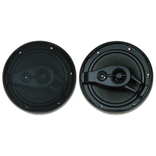 BVC - AV1680 - Altavoces coaxiales para Coche de 100 W (3...