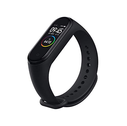 Xiaomi Mi Smart Band 4 Unisex-Adult, Noir, Taille Unique