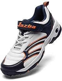 new product 4b626 f08e5 Jazba, Scarpe da Cricket Uomo Navy Orange