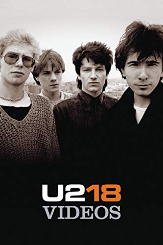 U2 - 18 Videos (U2 Best Of Dvd)