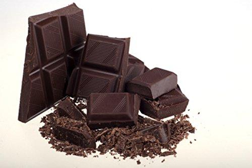 E-Aroma für E-Liquide I Schokolade/Zartbitter I 10 ml I Ohne Nikotin I Aromakonzentrat zum Mischen mit Basen I Herrlan - Made in Germany