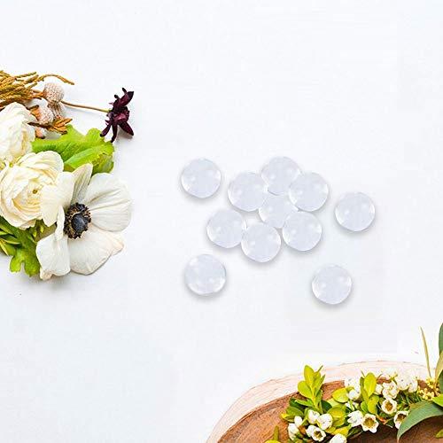 Hanbaili 10000 Stücke 7mm Gel Crystal Water Balls Kugeln für Weiche Paintball Airsoft Spielzeug